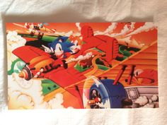 Sonic Classic Collection card 2.