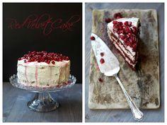 Experimente aus meiner Küche: Red Velvet Cake