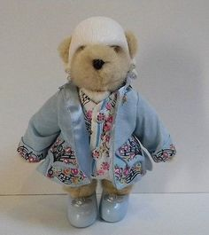 Muffy Vanderbear One Minuet More Mozart Collection North American Bear Co w tag