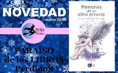 Novedad Meiga Ediciones – Marzo 2018 – PARAÍSO de los LIBROS PerdidoS