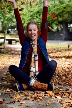 a preppy girl from nc Fall Winter Outfits, Winter Wear, Autumn Winter Fashion, Fall Fashion, Winter Style, Preppy Fall, Preppy Style, My Style, Preppy Outfits