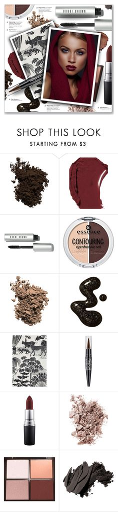"""""""Dark Red Lipstick Beauty"""" by kellylynne68 ❤ liked on Polyvore featuring beauty, Chantecaille, Dolce&Gabbana, Bobbi Brown Cosmetics, Aimée Wilder, MAC Cosmetics, Tom Ford, Beauty, makeup and redlipstick"""
