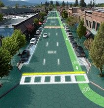 Intelligent Solar Roadways No Longer A Science Fiction Idea