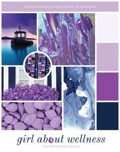 Blog Design for Girl About Wellness by Viva la Violet | Beautiful Websites and…