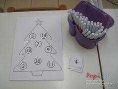 Χριστουγεννιάτικα παιχνίδια με γονείς Projects To Try, Container, Create, Winter, Christmas, Winter Time, Xmas, Navidad, Noel