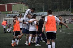 Ascenso do Dumbria a Liga Galega Xuvenil