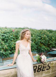Beach and seaside wedding ideas, destination wedding dress