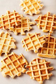 Find waffle stock images in HD and millions of other royalty-free stock photos, illustrations and vectors in the Shutterstock collection. Dutch Recipes, Sweet Recipes, Baking Recipes, Dessert Recipes, Cake Recipes, Delicious Desserts, Yummy Food, Savory Waffles, Pancake