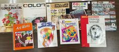 Lot of 15 Art Instruction Books Walter Foster and Miscellaneous  | Crafts, Art Supplies, Instruction Books & Media | eBay!