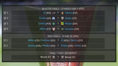 Check out the result of the UEFA Europa League draw! Which is your favorite match? http://www.FlashScore.com/soccer/europe/europa-league/
