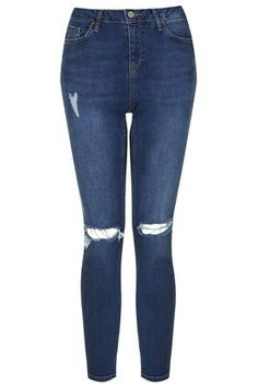 Topshop 5th ave store now open along with Soho location.  Moto Blue Vintage Jeans