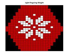 muster für stickereien color chart duplicate stitch Ravelry: Disneyette's Hexapuffs! Snowflake chart for hexipuff embellishment (duplicate sts)