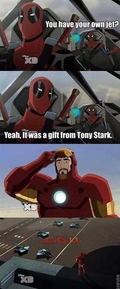 Oh, Deadpool...