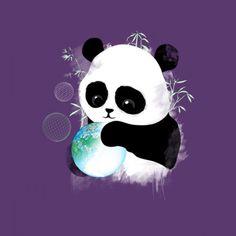A Creative Day Panda
