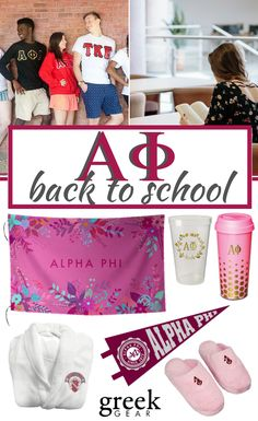 0fa66a933382 Alpha Phi Sorority Merchandise - Apparel and Gift Items