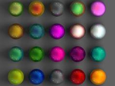 cores geladeira
