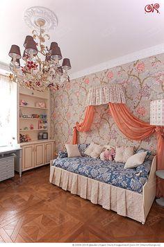 Дизайн детской комнаты для девочки 8 лет в квартире