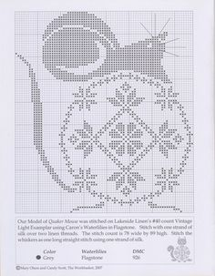 Cross-stitch Quaker Animals, part 7... (1) Gallery.ru / Foto # 13 - 147 - tatasha