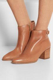 MICHAEL Michael KorsSaylor leather ankle boots