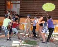 Carrossel: Crianças começam guerra de sorvetes