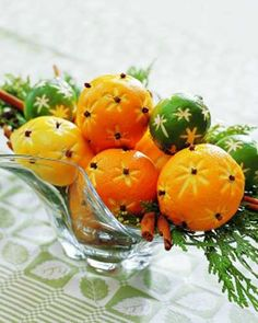 design could be cool citrus table decor - Google Search