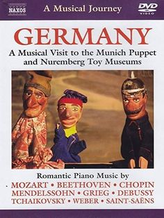 Nagy, Peter : Musical Journey: Germany