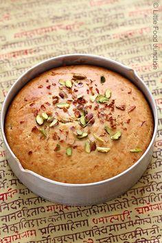 Little Food Junction: Thandai (Spice) Cake Eggless Desserts, Eggless Recipes, Eggless Baking, Easy Cake Recipes, Baking Recipes, Egg Free Recipes, Cupcake Recipes, Easy Desserts, Cookie Recipes