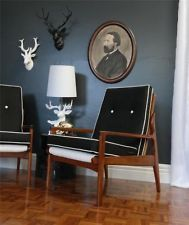 vintage MIDCENTURY RETRO must have FLER NARVIK TEAK CHAIRS parker don danish era