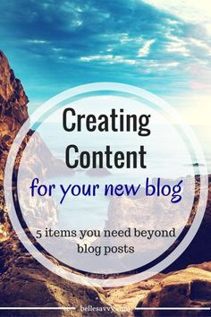 Start writing great content for your blog | Pages - Posts - Snippets - everything you need to get started | BelleSavvy Choose Your Own Adventure Blog tutorial
