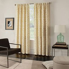 Colorado Window Curtain Panel