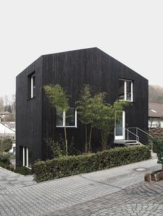 Zwei kleine Haeuser // Architekturbüro Scheder // Kaiserslautern, Germany