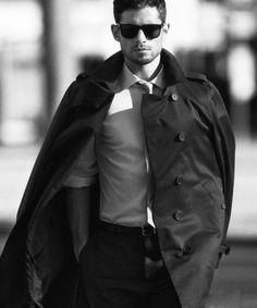 Coat. Julian Morris