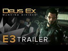 Deus Ex: Mankind Divided – E3 2015 Trailer - YouTube