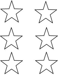 image about American Flag Star Template Printable called celebrities in the direction of print Crayons (if on your own print template out) Camp