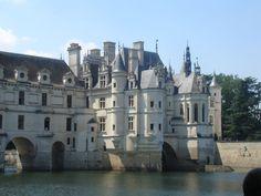 Chateau de Chenonceau, Amboise, France. 2005