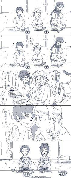 とうろぐ-刀剣乱舞漫画ログ - 「びっくりさせてごめんね。」 (※女審神者ちゅうい)