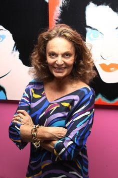 """Diane von Furstenberg Photo - UJA Federation Of New York's """"Empower"""" Series Launch"""