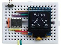 Arduino and AVR projects Simple Arduino Projects, Iot Projects, Simple Projects, Electronics Gadgets, Electronics Projects, Hobby Electronics, Arduino Display, Arduino Programming, Arduino Gps