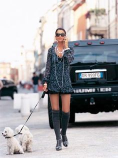 Love the look! FashionStyle: Denny Rose: Collezione Autunno Inverno 2006