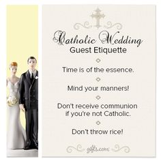 Catholic Weddings on Pinterest Catholic wedding, Catholic wedding ...