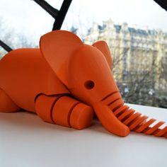 Muñeco elefante – THINGS CREATORS