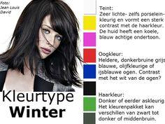 Kleurtype en kleding advies