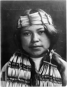 Quinault, Edward S. Curtis