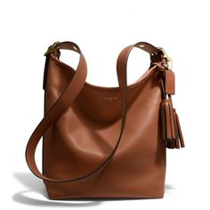 The Legacy Duffle In Leather from Coach