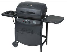Char-Broil 35,000 BTU 2-Burner Gas Grill, 530 Square Inch with Side Burner.    List Price:$159.00  Buy New:$93.50  You Save:41%  Deal by: GoGrillin.com
