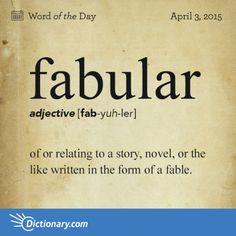 fabular
