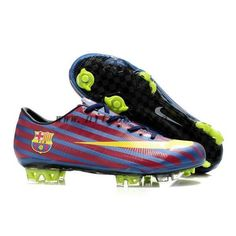 Nike Mercurial Vapor Superfly III FG World Cup Barcelona Badge Soccer Cleats Soccer Cleats