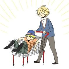 Uta No Prince Sama Going Shopping Which Aisle Are The Bishounen Sold On