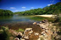 Jalapão - Tocantins - A região é formada por verdadeiros oásis no meio de ambientes áridos e secos.