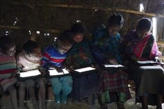 Can technology help teach literacy in poor communities? - http://scienceblog.com/483878/can-technology-help-teach-literacy-poor-communities/